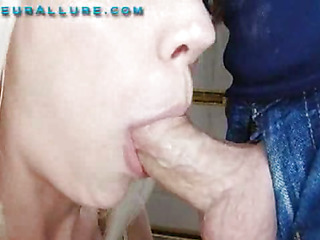 Kacey is a marvelous Twenty one year old golden-haired and this hottie is returned for her second visit to Dilettante Allure. This time I am intend to give her the full facial experience. As this hottie is bobbing my dong that hottie tells me this will be her First c