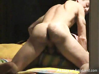 Male caresses his girlfriend before banging her very well