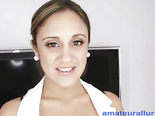`Lynn is a Twenty one year old nursing student from sunny Florida. This is her 1st `on camera` sex scene and this doll does a great job. Oral sex Sex that is... That Honey drops down and starts engulfing my penis and then presents her slit for a precious hard fu`