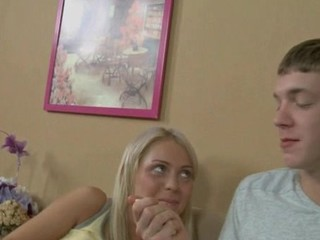 Milky skin legal age teenager with excellent body acquires the almost all fine of orgasms