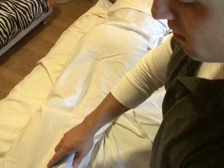 Delighting a nasty hottie with hardcore pussy drilling