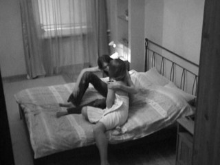 Livecam lens captures a hot sex in the bedroom with a wicked lady