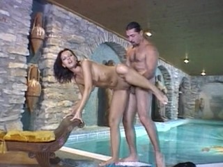 Legal Age Teenager sweetheart is masturbating previous to getting team-fucked by sexy guy