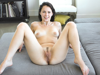 Veronica is looking for the perfect color to fit her mood, maybe her stud can assist her figure it out