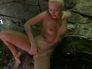 What do u think is the best way of relaxation and enjoyment at the same time? Right u are, it's sauna! I and my GF are in the sauna this day! Wow, that's what I call a hawt pastime! Everything starts when my hawt girlfriend dances in her miniature bikini slowly losing it off and demonstrating the cute amateur whoppers and amateur snatch. Then Melena widens legs and masturbates nub enjoying my dick get harder. Our hawt amateur couple forgets about everything when my honey copulates the giant amateur dick in various poses while the nasty and hawt couple sex!
